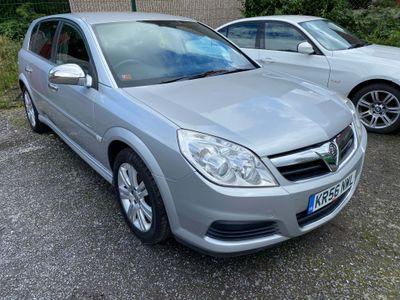 Vauxhall Signum Hatchback 2.2 i 16v Elegance 5dr