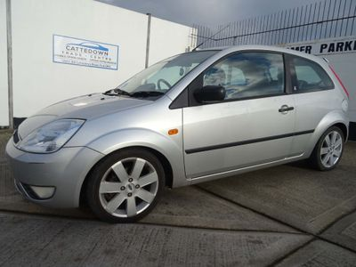 Ford Fiesta Hatchback 1.4 Silver Limited Edition 3dr