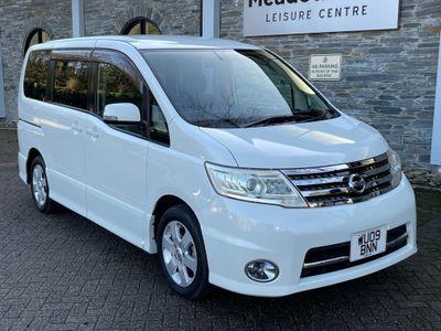 Nissan Serena MPV Auto HighwayStar (8 Seat) 5dr