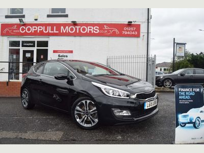 Kia ProCeed Hatchback 1.6 CRDi SE Tech 3dr ISG
