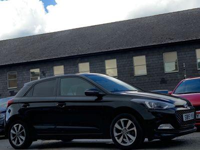 Hyundai i20 Hatchback 1.4 Premium 5dr