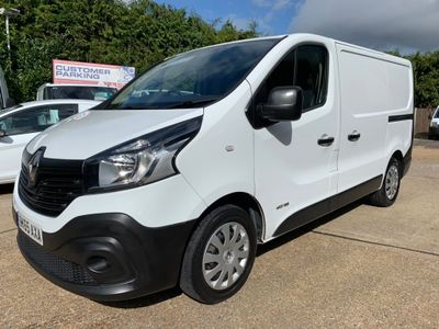 RENAULT TRAFIC Panel Van 1.6 dCi SL29 Business Panel Van 5dr (Ready 4work)