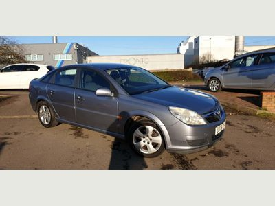Vauxhall Vectra Hatchback 1.9 CDTi 16v Club 5dr