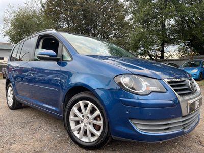 Volkswagen Touran MPV 1.4 TSI Match 5dr (7 Seats)