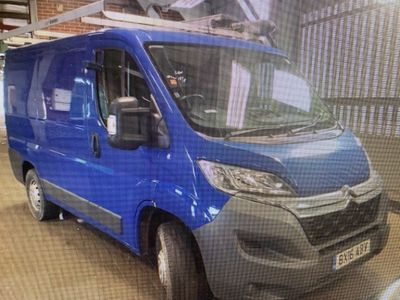 Citroen Relay Panel Van 2.2 HDi 33 L1 H1 EU5 5dr