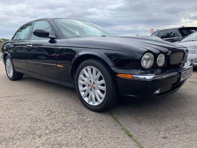 Jaguar XJ Saloon 4.2 V8 XJR Super 4dr