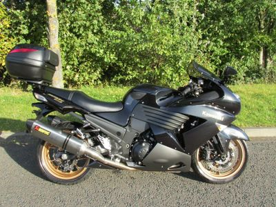 Kawasaki ZZR1400 Super Sports ABS