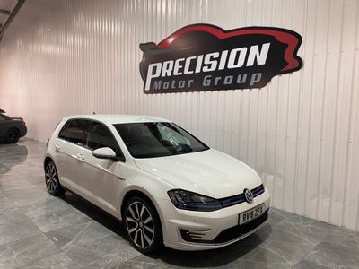 Volkswagen Golf Hatchback 1.4 TSI BlueMotion Tech GTE Nav DSG (s/s) 5dr