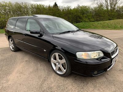 Volvo V70 Estate 2.5 R Geartronic 5dr