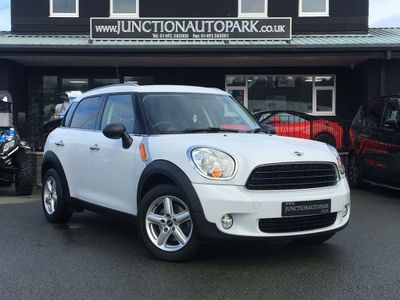 MINI Countryman SUV 1.6 One SUV 5dr Petrol Manual (139 g/km, 98 bhp)