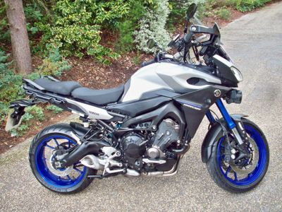 Yamaha Tracer 900 Sports Tourer