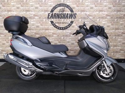 Suzuki Burgman 650 Scooter 650 Executive
