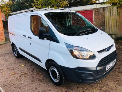 Ford Transit Custom Panel Van 2.0 TDCi 310 L1 H1 5dr