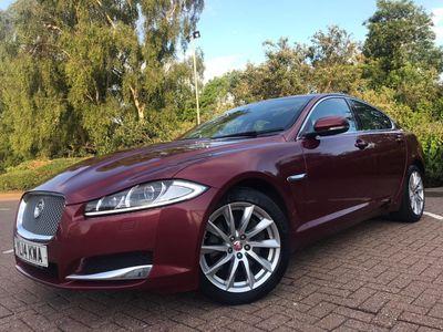 Jaguar XF Saloon 3.0d V6 Premium Luxury (s/s) 4dr