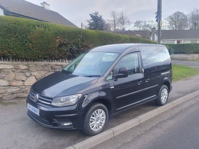 Volkswagen Caddy Panel Van 2.0 TDI C20 BlueMotion Tech Trendline DSG EU6 (s/s) 5dr