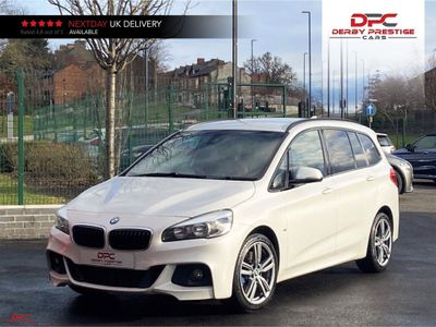 BMW 2 Series Gran Tourer MPV 2.0 220d M Sport Gran Tourer Auto (s/s) 5dr