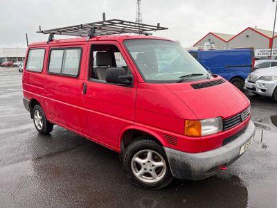 Volkswagen Transporter Window Van 2.5 TD Special 888 Panel Van 4dr