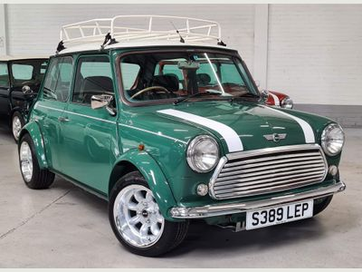 Rover Mini Saloon Cooper 1.3i manual