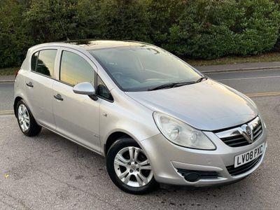 Vauxhall Corsa Hatchback 1.2 i 16v Breeze Plus 5dr