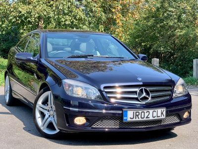 Mercedes-Benz CLC Class Coupe 1.8 CLC200 Kompressor Sport 2dr