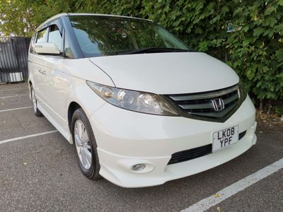 Honda Elysion MPV 8 SEATER AUTOMATIC