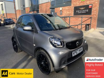 Smart fortwo Coupe 1.0 Prime Sport Twinamic (s/s) 2dr