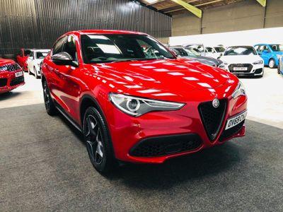 Alfa Romeo Stelvio SUV 2.0T Ti Auto Q4 AWD (s/s) 5dr