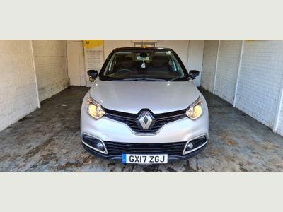 Renault Captur SUV 1.5 dCi Dynamique S Nav EDC Auto 5dr