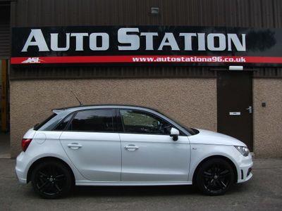 Audi A1 Hatchback 1.4 TFSI S line Sportback 5dr