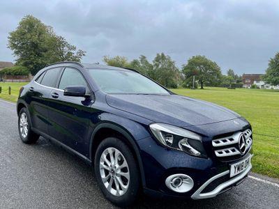 Mercedes-Benz GLA Class SUV 1.6 GLA200 SE (Executive) 7G-DCT (s/s) 5dr