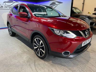 Nissan Qashqai SUV 1.6 DIG-T Tekna 5dr