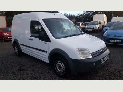 Ford Transit Connect Panel Van