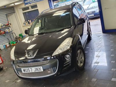 Peugeot 4007 SUV 2.2 HDi SE 4WD 5dr