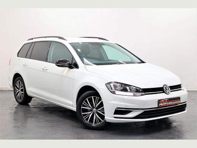 Volkswagen Golf Estate 1.0 TSI SE Nav DSG (s/s) 5dr