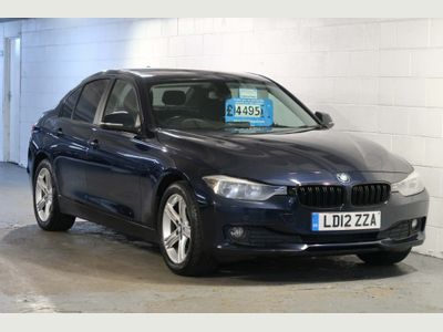 BMW 3 Series Saloon 2.0 318d SE 4dr