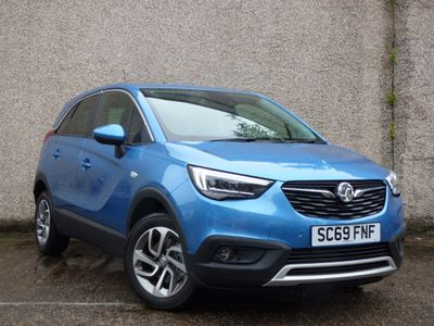 Vauxhall Crossland X SUV 1.2 Turbo Business Edition Nav Auto (s/s) 5dr