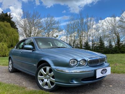Jaguar X-Type Saloon 2.5 V6 SE (AWD) 4dr