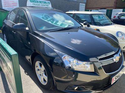 Chevrolet Cruze Saloon 1.6 i LS 4dr