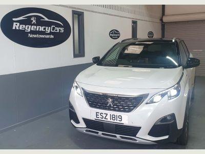 Peugeot 5008 SUV 1.5 BlueHDi GT Line Premium EAT (s/s) 5dr