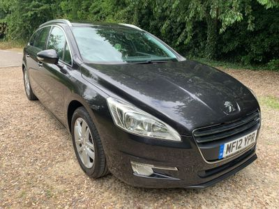 Peugeot 508 SW Estate 1.6 e-HDi Active EGC 5dr