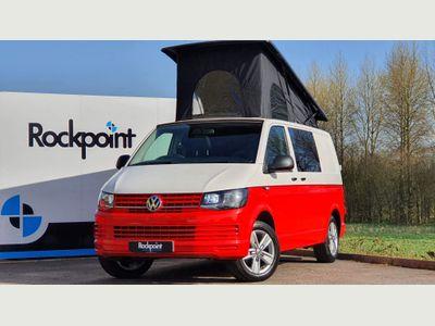 Volkswagen Campervan Camper T28 BlueMotion Tech Startline SWB EU5