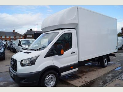 Ford Transit Luton TDCi 2.0 350 LWB LUTON WITH TAIL-LIFT
