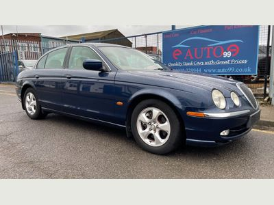 Jaguar S-Type Saloon 4.0 V8 4dr