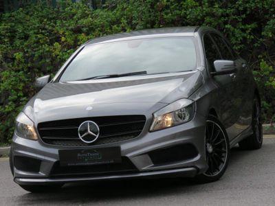 Mercedes-Benz A Class Hatchback 1.5 A180 CDI AMG Sport 5dr