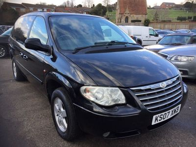 Chrysler Grand Voyager MPV 2.8 CRD Executive XS 5dr