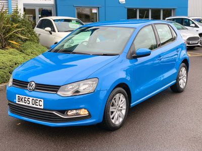 Volkswagen Polo Hatchback 1.0 TSI BlueMotion Tech SE (s/s) 5dr