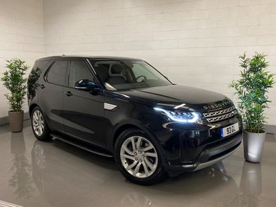 Land Rover Discovery SUV 3.0 Si6 HSE Auto 4WD (s/s) 5dr