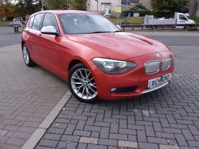 BMW 1 Series Hatchback 1.6 116i Urban Sports Hatch 5dr