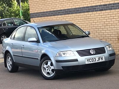 Volkswagen Passat Saloon 1.9 TDI PD S 4dr