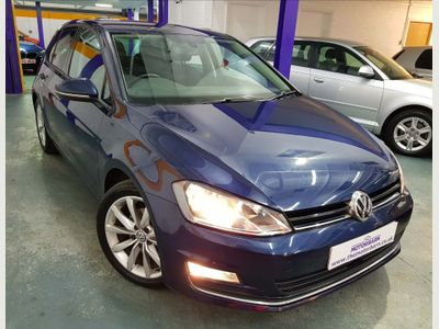 Volkswagen Golf Hatchback 2.0 TDI BlueMotion Tech GT (s/s) 5dr